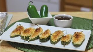 Bursting Baked Jalapeno Poppers Video Recipe By Bhavna