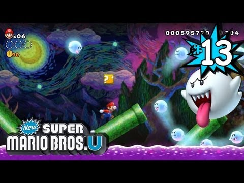 New Super Mario Bros.U • #13 •