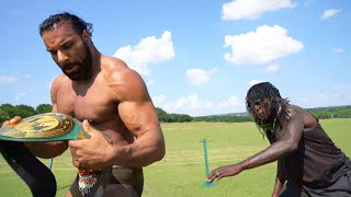 R-Truth loses then regains the 24/7 Title against Jinder Mahal