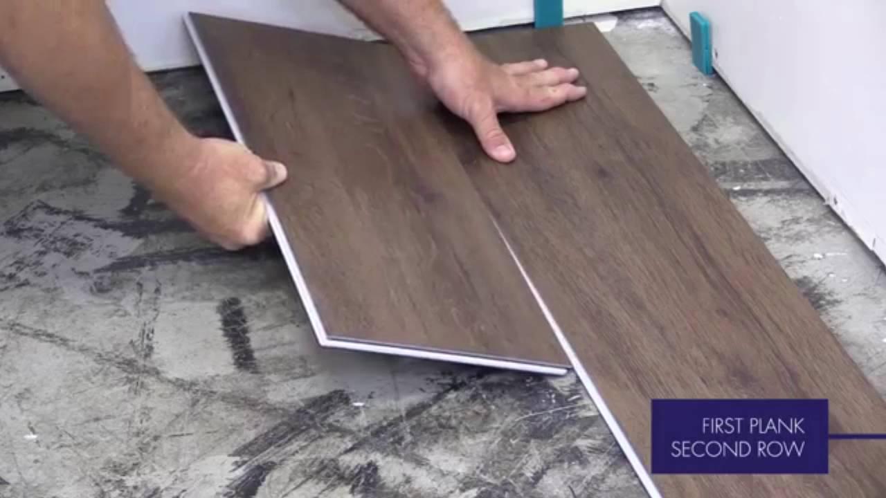 How To Install Metroflor Engage Genesis Luxury Vinyl