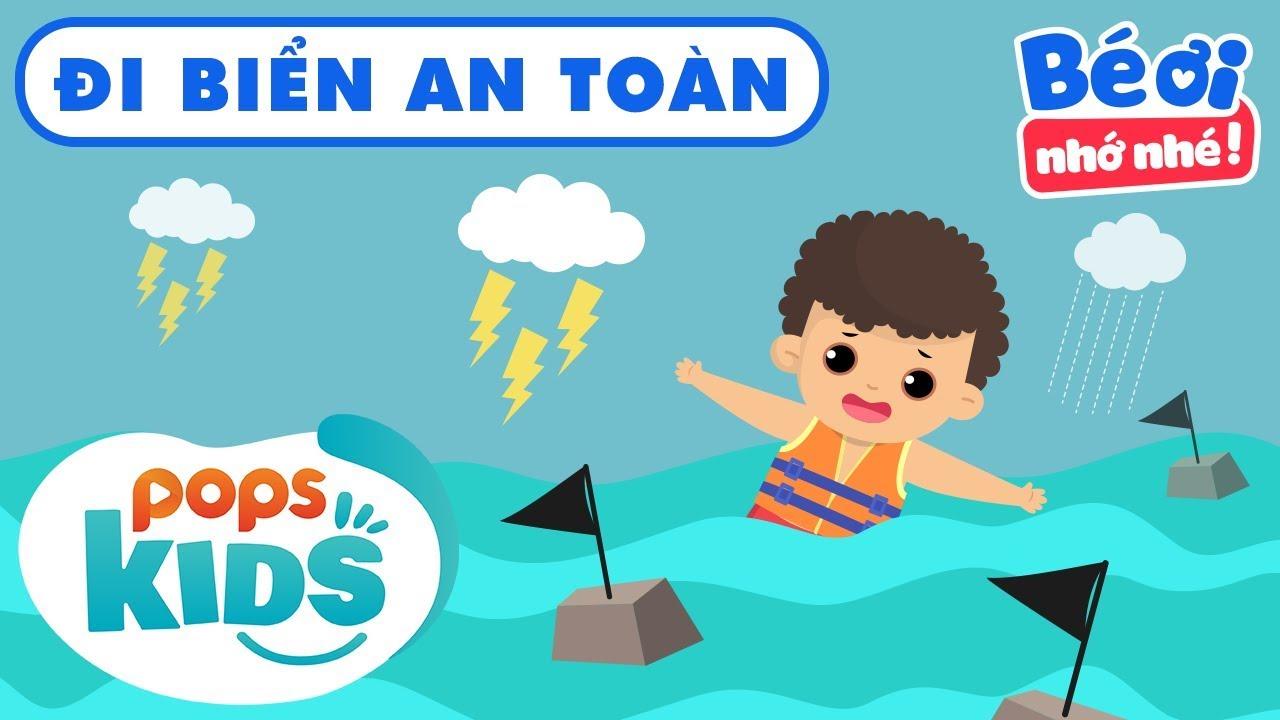 Bé Ơi Nhớ Nhé Tập 2 - Đi Biển Sao Cho An Toàn - Phim Hoạt Hình Giáo Dục Trẻ Em | Kỹ Năng Sống