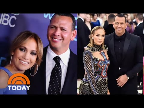 Jennifer Lopez And Alex Rodriguez Announce Engagement | TODAY