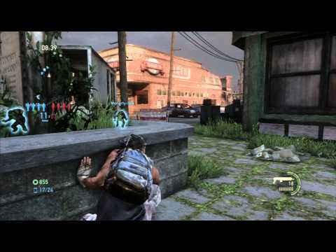 The Last Of Us Pre-release Press/media Multiplayer Session Part 1 Of 6