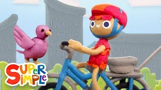 Let's count some bicycles with this Super Simple Song for children!...