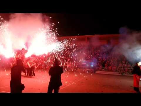 Griu Artesa de Lleida a Jesus (28/06/2014)