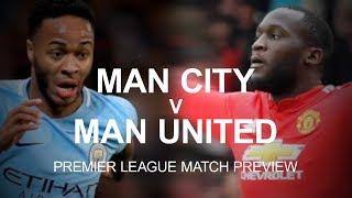 Manchester Derby Premier League Preview