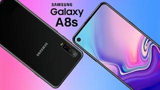 El Samsung Galaxy A8s es OFICIAL estrenando la primera pantalla Infinity-O (agujero en pantalla)