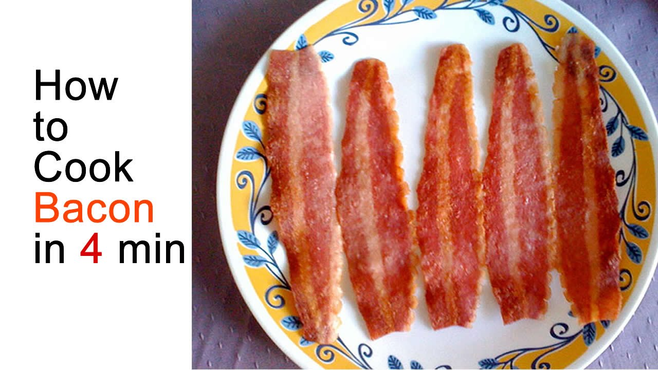 turkey bacon how to cook