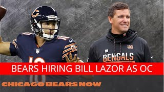 Chicago Bears Are Hiring Bill Lazor As Offensive Coordinator