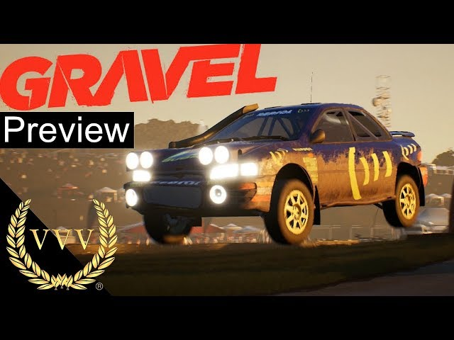Gravel - Preview Gameplay