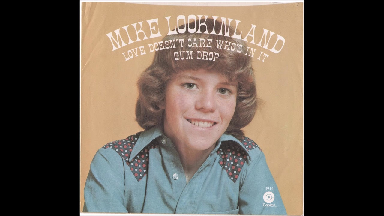 Mike Lookinland child