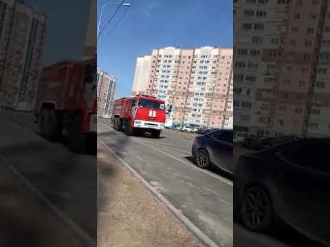 Пожар в Домодедово часть:5