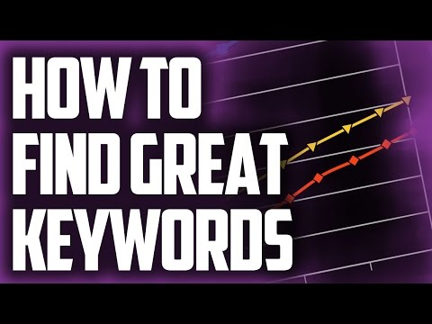 Google Keywords - How To Find The Best Keywords from YouTube · Duration:  6 minutes 46 seconds