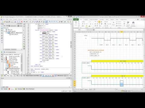 PARTE 1 TRANSMISION SERIAL SPARTAN 6 CON VHDL - PROGRAMACIÓN