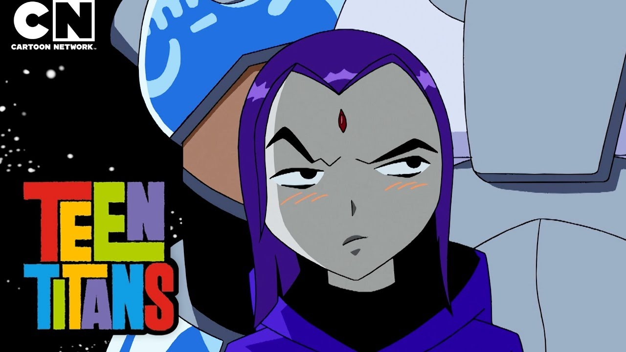 Teen Titans Raven Anime - Other - Video Xxx-5619