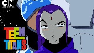 Teen Titans | 7 Times Raven Was Our Fav | Cartoon Network