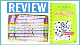 review the diary of a wimpy kid 9 book collection   the bangzo bookworm