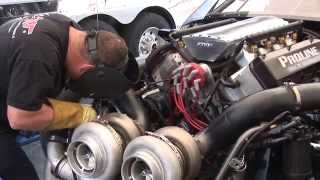 3000+ hp Twin Turbo CADILLAC vs 3000+ hp Twin Turbo CORVETTE