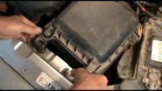 видео Ваз 2112: замена салонного фильтра своими руками