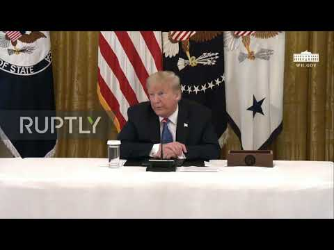 USA: 'That's enough of you', Trump says to another 'rude' female reporter