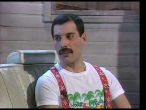Freddie Mercury Talks About Mary Austin 1985  w David Wigg