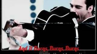 Joaquin Phoenix - Ring Of Fire karaoke