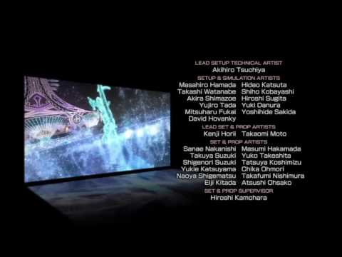 Final Fantasy XIII - Ending (5 of 5) : Ending Credits