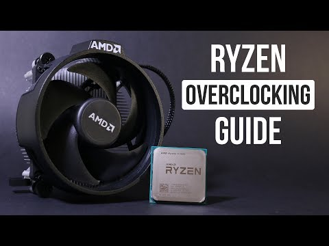 AMD RYZEN Overclocking GUIDE
