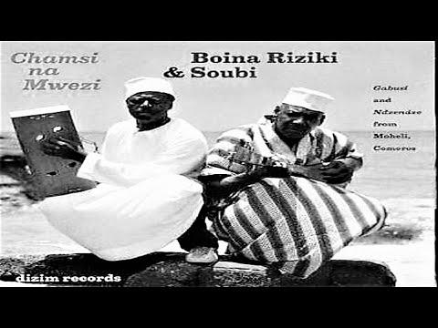 boinariziki et soubi Nyumakélé