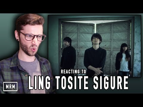 Reacting To Ling Tosite Sigure!