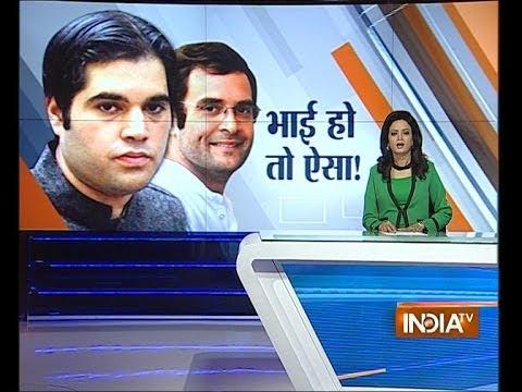 Varun Gandhi takes U-turn on Rahul Gandhi's remarks