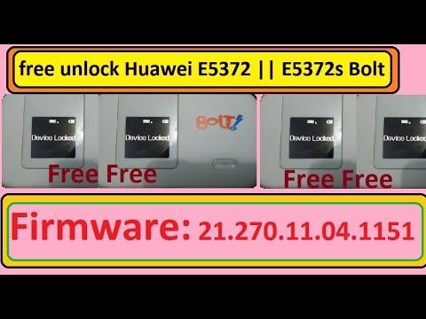 Huawei E5372 Reset