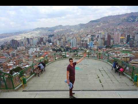 Travel Vlog: Visit to La Paz, Bolivia!