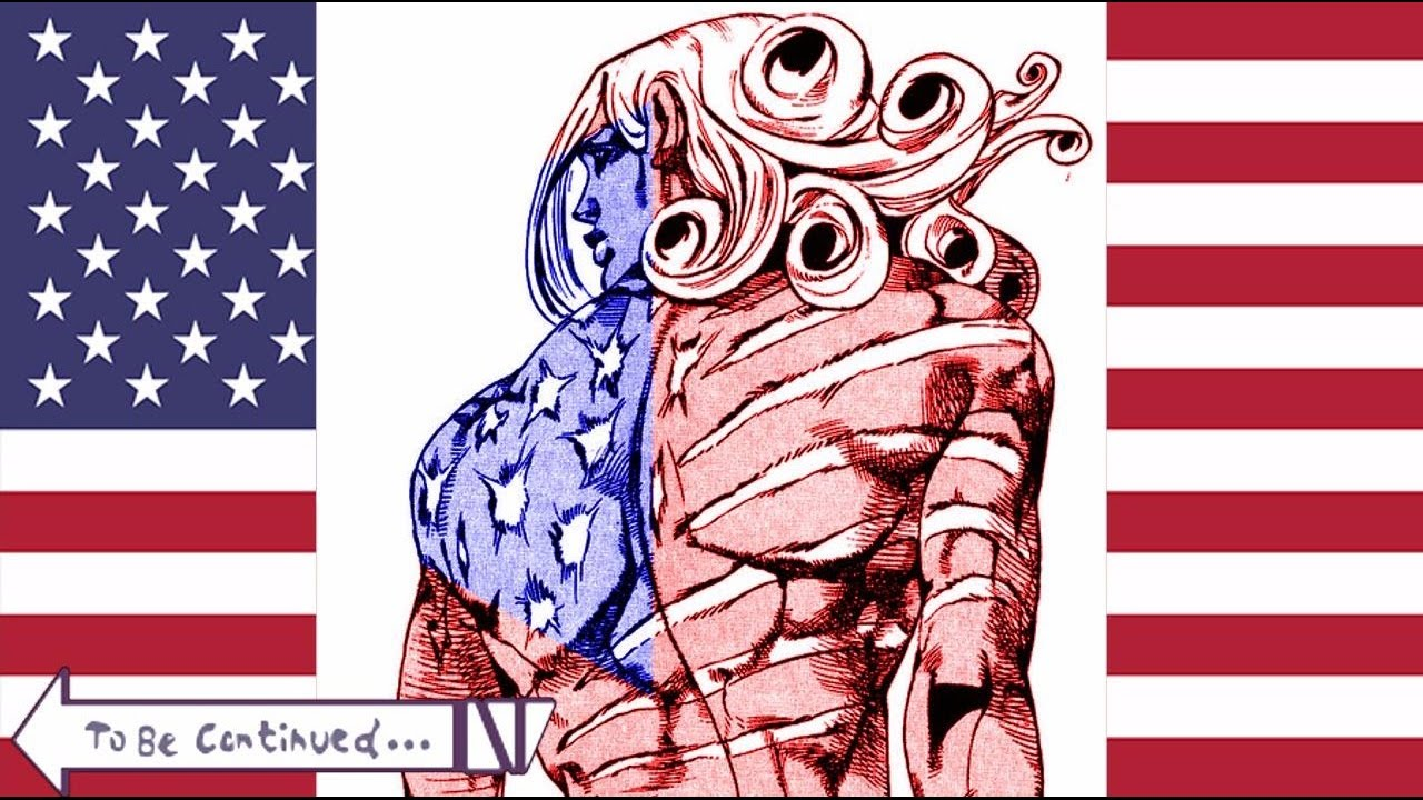 Funny Valentine (American Anime Character)