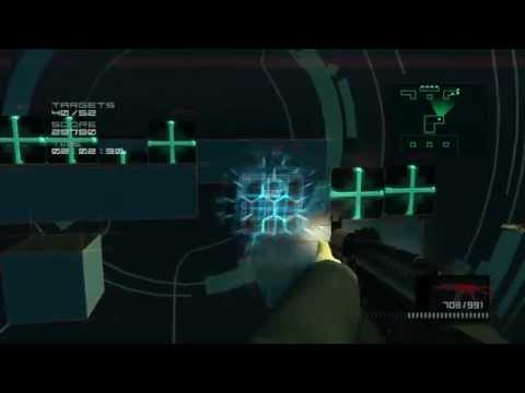 Snake ( Tuxedo ) - VR Missions - Weapon Mode - Assault Rifle  |  MGS2 Missions - Part 57