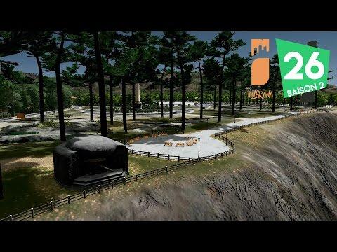 Cities Skylines - Episode 26   Camping, Village Vacances et Parc de Loisirs