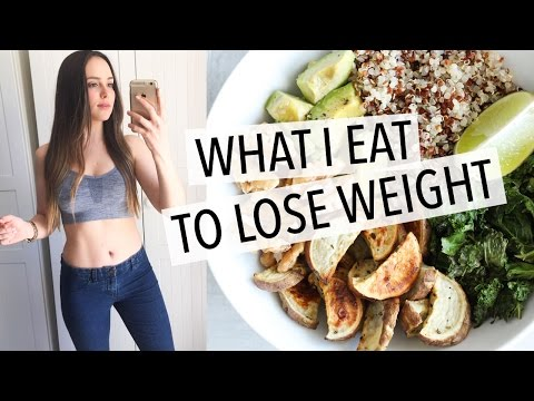 What I Eat In A Day To Lose Weight | Detox Diet Recipes + Easy Buddha Bowl Recipe (Day 7)