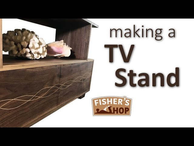 Woodworking: Making a TV Stand