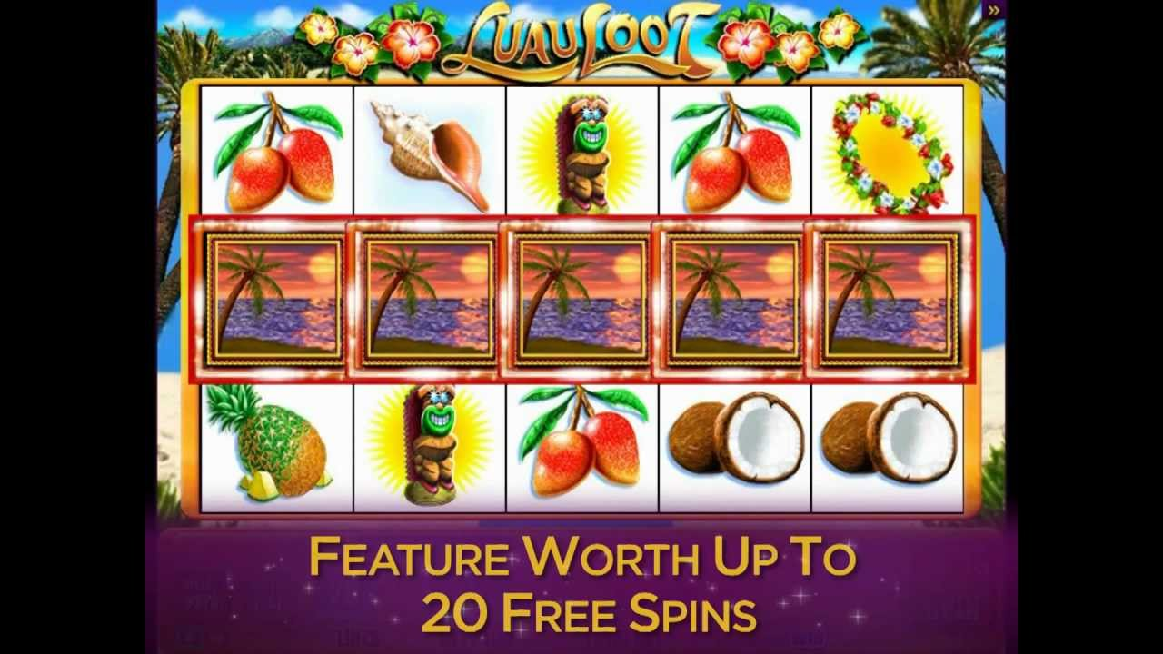 Spiele Luau Luau - Video Slots Online