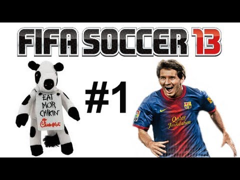 FIFA Soccer 13 Ultimate Team Part 1