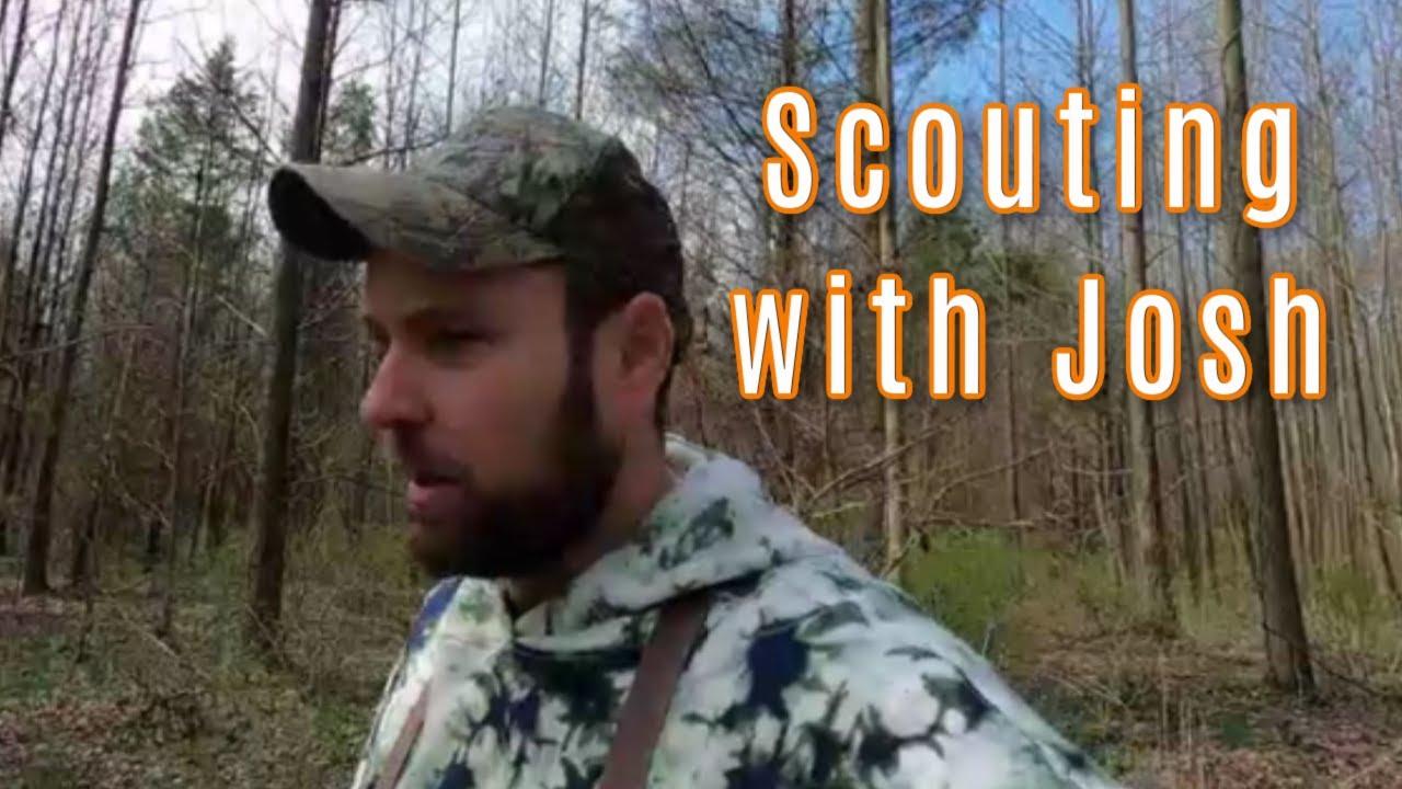 Scouting Monotonous Terrain with Josh