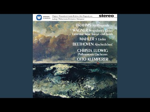 """Tristan und Isolde, WWV 90, Act 3: """"Mild und leise wie er lächelt"""" (Isolde)"""