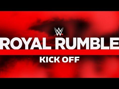 Royal Rumble Kickoff: Jan. 26, 2020
