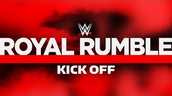 Royal Rumble Kickoff: Jan. 26, 2020