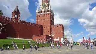Flusskreuzfahrt  -  Moskau - Sankt Petersburg