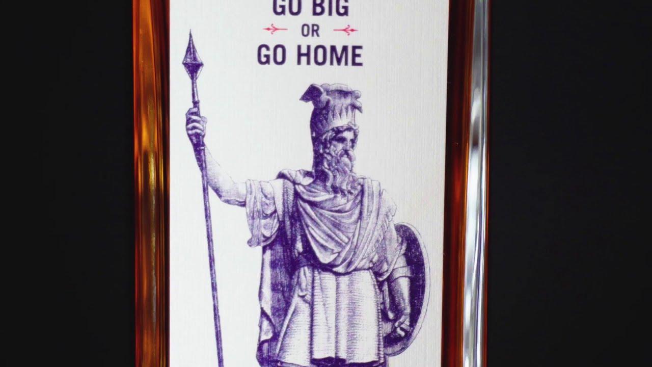 Big stick Bourbon
