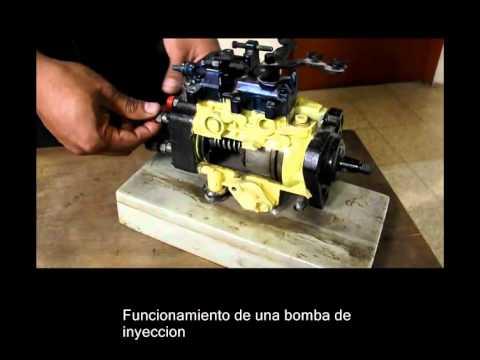 Bombas De Inyecci 243 N Diesel Youtube