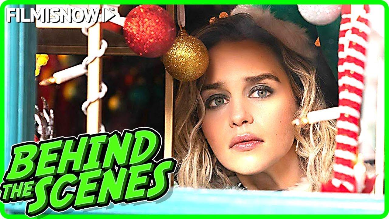 LAST CHRISTMAS (2019) | Behind the Scenes of Emilia Clarke Rom-Com Movie