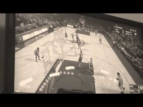How to alley oop to yourself in Nba 2k18