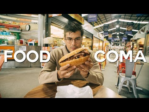 Eating in the Best Markets in Melbourne
